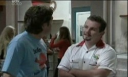 Evan Hancock, Toadie Rebecchi in Neighbours Episode 3861