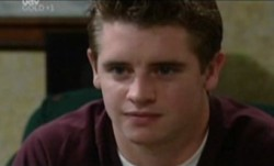 Tad Reeves in Neighbours Episode 3863