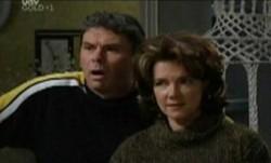 Lyn Scully, Joe Scully in Neighbours Episode 3863