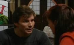 Darcy Tyler, Susan Kennedy in Neighbours Episode 3863