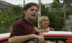 Evan Hancock, Maggie Hancock in Neighbours Episode 3864