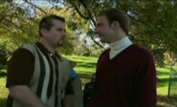 Toadie Rebecchi, Tim Collins in Neighbours Episode 3864
