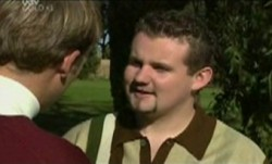 Tim Collins, Toadie Rebecchi in Neighbours Episode 3864