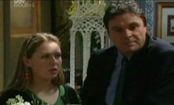 Joe Scully, Michelle Scully in Neighbours Episode 3865
