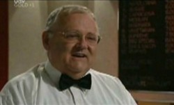 Harold Bishop in Neighbours Episode 3865