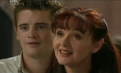 Tad Reeves, Susan Kennedy in Neighbours Episode 3865