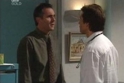 Karl Kennedy, Darcy Tyler in Neighbours Episode 3866
