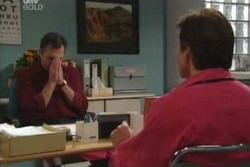 Karl Kennedy, Darcy Tyler in Neighbours Episode 3867