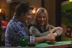 Drew Kirk, Steph Scully in Neighbours Episode 3867