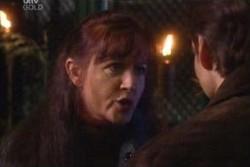Susan Kennedy, Darcy Tyler in Neighbours Episode 3867