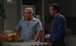 Lou Carpenter, Karl Kennedy in Neighbours Episode 3871