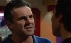 Karl Kennedy, Darcy Tyler in Neighbours Episode 3871