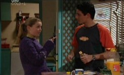 Michelle Scully, Paul McClain in Neighbours Episode 3871
