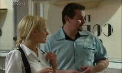 Dee Bliss, Toadie Rebecchi in Neighbours Episode 3871