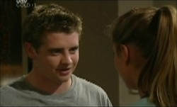 Tad Reeves, Felicity Scully in Neighbours Episode 3872