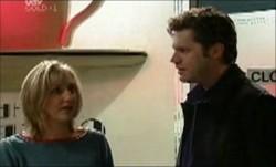 Maggie Hancock, Evan Hancock in Neighbours Episode 3872