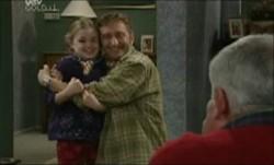 Louise Carpenter (Lolly), John Allen in Neighbours Episode 3872