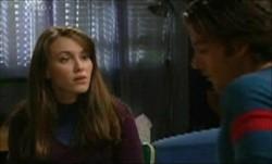 Libby Kennedy, Drew Kirk in Neighbours Episode 3873