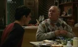 Paul McClain, Harold Bishop in Neighbours Episode 3873