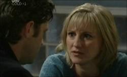 Evan Hancock, Maggie Hancock in Neighbours Episode 3873