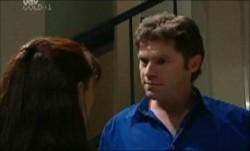 Evan Hancock, Susan Kennedy in Neighbours Episode 3873
