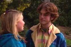 Michelle Scully, Zac Shaw in Neighbours Episode 3874