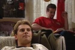 Toadie Rebecchi, Joel Samuels in Neighbours Episode 3874