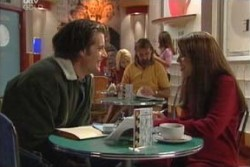 Drew Kirk, Libby Kennedy in Neighbours Episode 3874