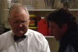Harold Bishop, Joe Scully in Neighbours Episode 3876