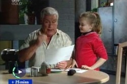 Lou Carpenter, Louise Carpenter (Lolly) in Neighbours Episode 3876