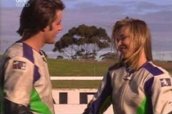 Drew Kirk, Steph Scully in Neighbours Episode 3877