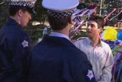 Paul McClain in Neighbours Episode 3877