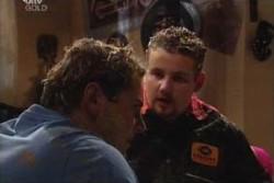 Joel Samuels, Toadie Rebecchi in Neighbours Episode 3880