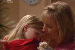 Emily Hancock, Maggie Hancock in Neighbours Episode 3881