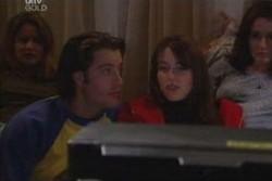 Drew Kirk, Libby Kennedy in Neighbours Episode 3881
