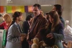 Susan Kennedy, Karl Kennedy, Drew Kirk, Libby Kennedy in Neighbours Episode 3881