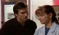 Darcy Tyler, Susan Kennedy in Neighbours Episode 3882