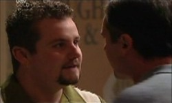 Toadie Rebecchi, Karl Kennedy in Neighbours Episode 3882