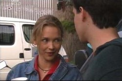 Steph Scully, Matt Hancock in Neighbours Episode 3884