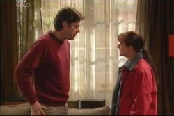 Evan Hancock, Susan Kennedy in Neighbours Episode 3884