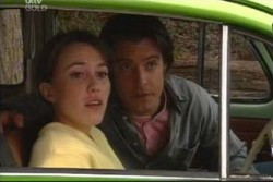 Drew Kirk, Libby Kennedy in Neighbours Episode 3885