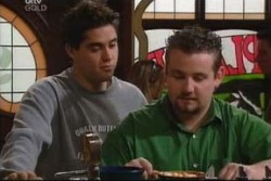 Matt Hancock, Toadie Rebecchi in Neighbours Episode 3885