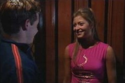 Tad Reeves, Felicity Scully in Neighbours Episode 3886