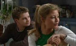 Tad Reeves, Felicity Scully in Neighbours Episode 3888