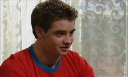 Tad Reeves in Neighbours Episode 3889