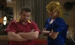 Toadie Rebecchi, Matt Hancock in Neighbours Episode 3891