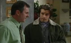 Drew Kirk, Karl Kennedy in Neighbours Episode 3892