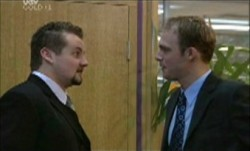 Toadie Rebecchi, Tim Collins in Neighbours Episode 3892