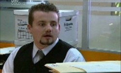 Toadie Rebecchi in Neighbours Episode 3892