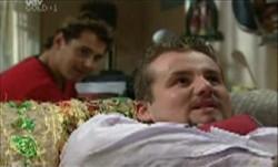 Joel Samuels, Toadie Rebecchi in Neighbours Episode 3893